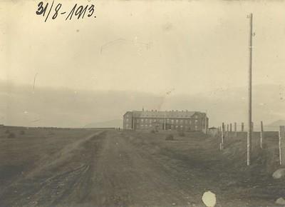 Laugarnesspítali 1913.