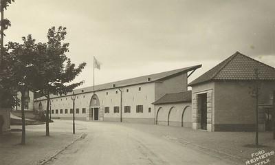 Íþróttavöllur Gefli í Svíþjóð 1932