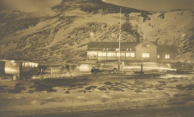 Skíðaskálinn Hveradölum.