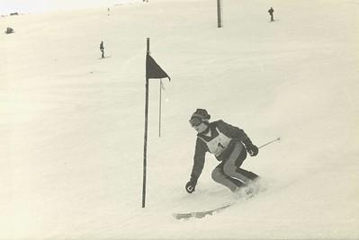 Vetrar Íþróttahátíð 1980 - Skíðaíþróttir Vetraríþrótthátíð ÍSÍ 1980.