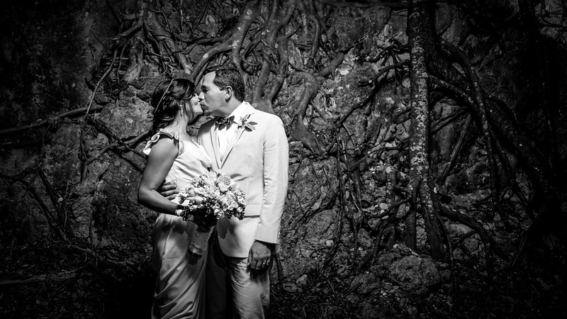 Sasha & Fernando's  Same Day Wedding Slide Show