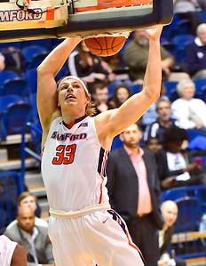 Samford University Basketball 2016-17