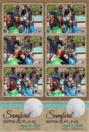 Samford Spring Fling 2014