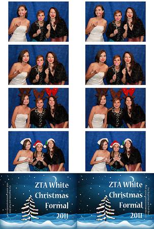 ZTA White Christmas 2011