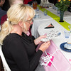 60-års kalas för Birgitta i Hökerum.