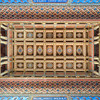 """The Sky is the Limit - Main hallway ceiling at """"Non Plus Ultra"""" castle"""