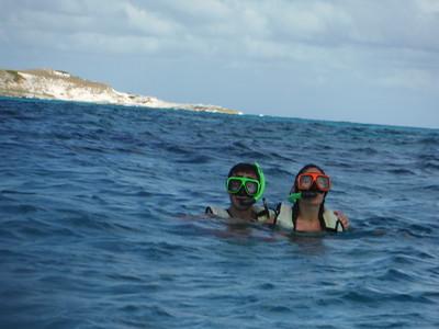 Sammi and Alex Grand Turk Pics