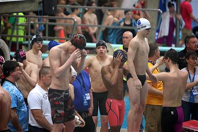 Sammie Swimming