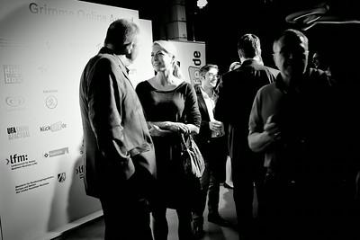 Grimme Online Award 2014: Impressionen vom Dock.One in Köln, 27. Juni 2014.
