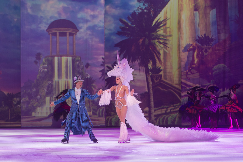 Impression von Holiday on Ice am 04.01.18 in Frankfurt in der Festhalle