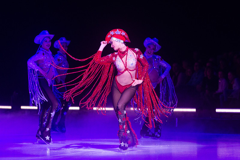 Impression von Holiday on Ice am 01.02.19 in Mannheim in der SAP Arena