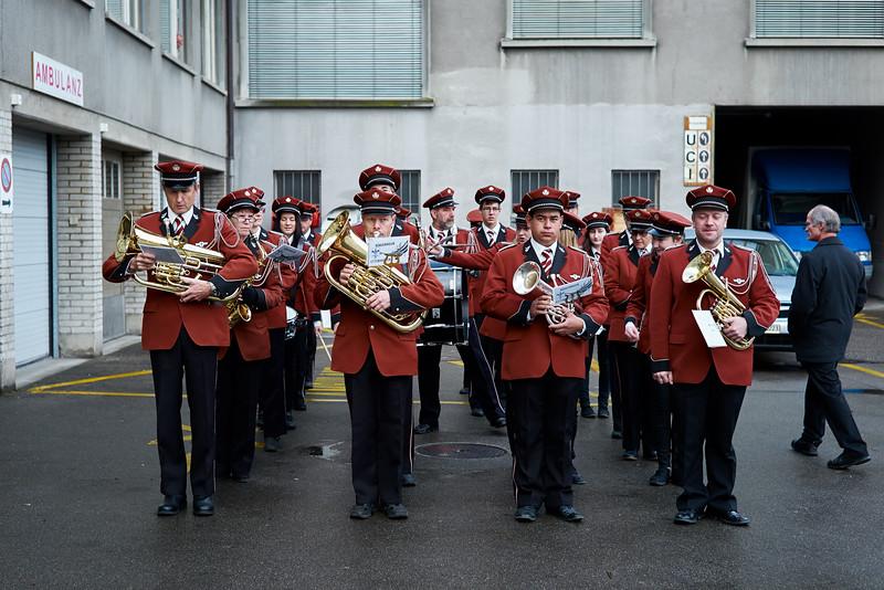 Frauenfelder Militärwettmarsch 2014.