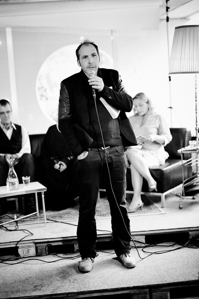 Bruno Bötschi: »Traumfänger«. Vernissage 4. Juni 2014. Photobastei, Zürich.