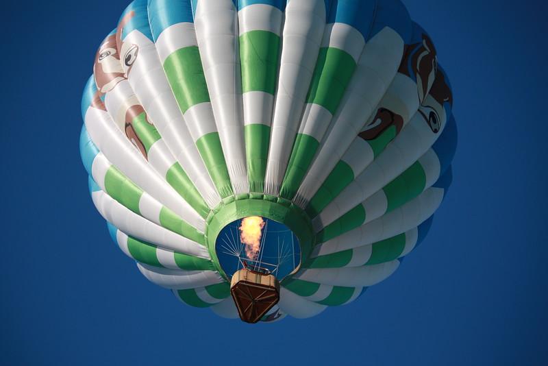Erie Balloon Festival, Erie, CO