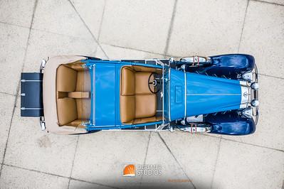 2019 RM - 1929 Packard Dual Cowl Phaeton 049A - Deremer Studios LLC