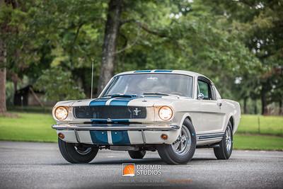2019 RM - 1965 Shelby Mustang GT350019A - Deremer Studios LLC