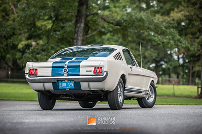 2019 RM - 1965 Shelby Mustang GT350022A - Deremer Studios LLC