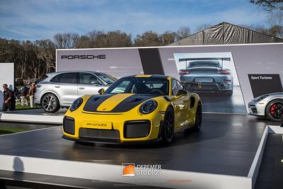 2018 Amelia Concours - Porsche 0010A - Deremer Studios LLC