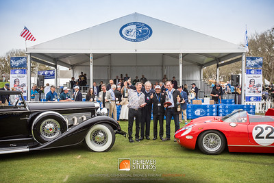 2018 Amelia Concours - Best in Show 004A - Deremer Studios LLC