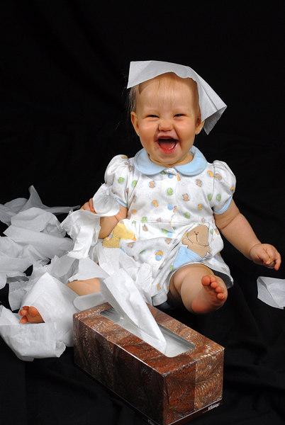 Tissue Trouble #2