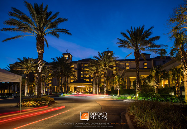 Commercial - Hotel & Resort