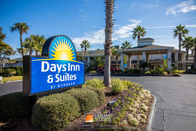 2019 Days Inn & Suites Jekyll Island 138A - Deremer Studios LLC
