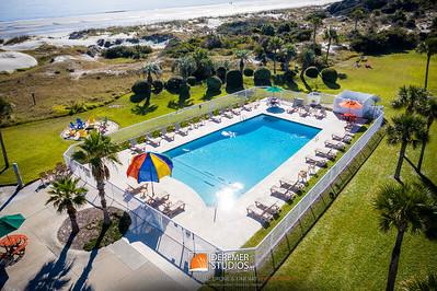 2019 Days Inn & Suites Jekyll Island 140A - Deremer Studios LLC