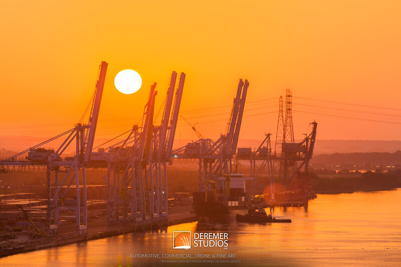Deremer Studios Logistics Stock Photography