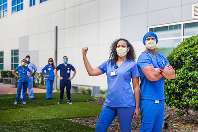 2020 UF Health Nursing Annual Report 205A