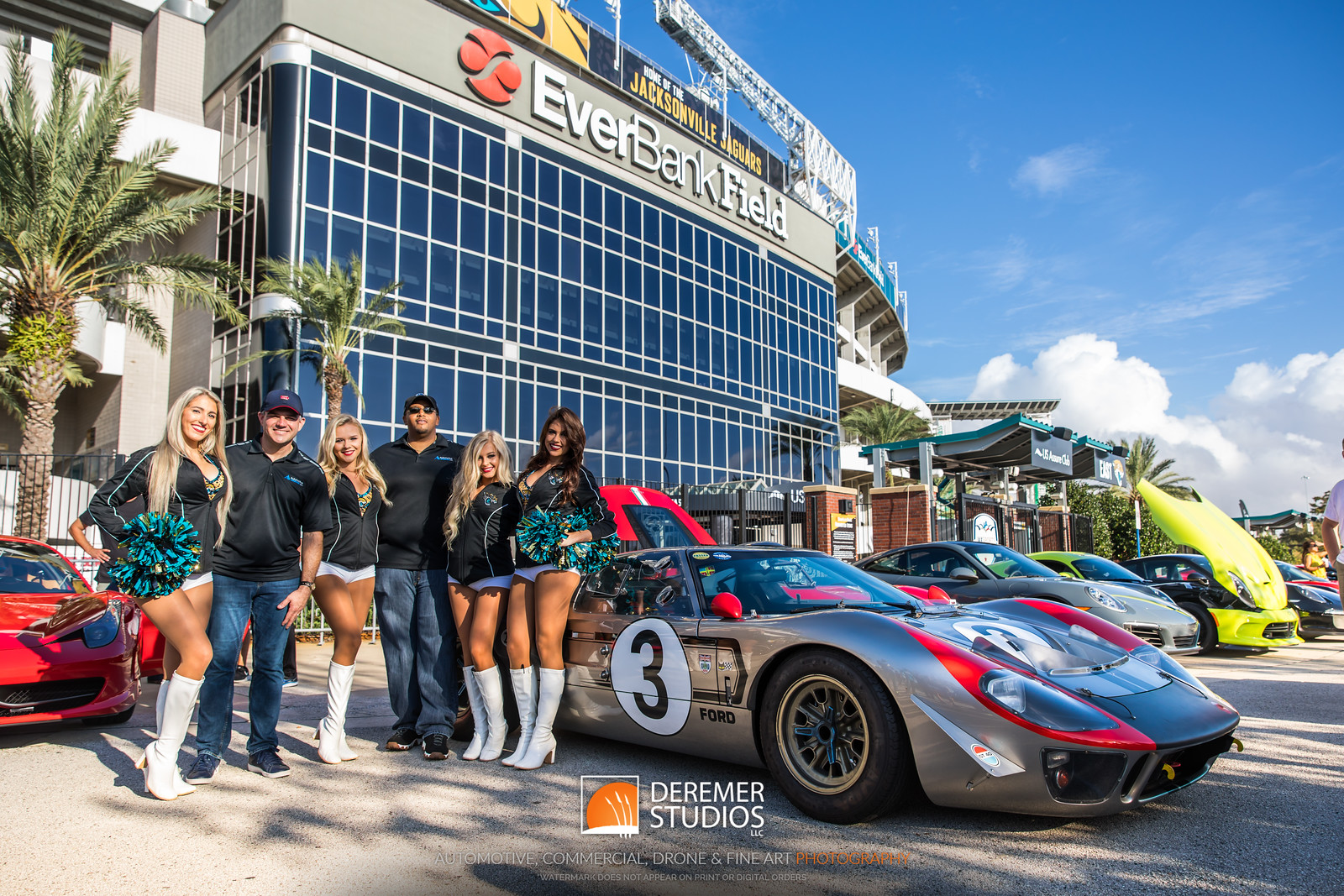 2017 10 Cars and Coffee - Everbank Field 074A - Deremer Studios LLC