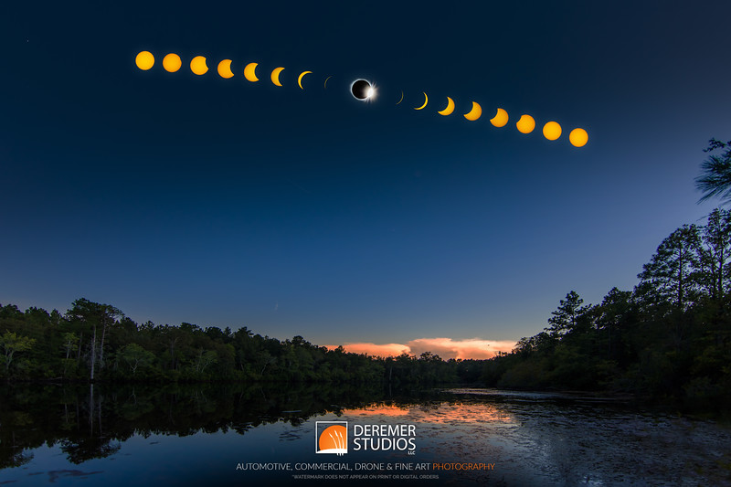 2017Aug21 Total Solar Eclipse 031A - Deremer Studios LLC