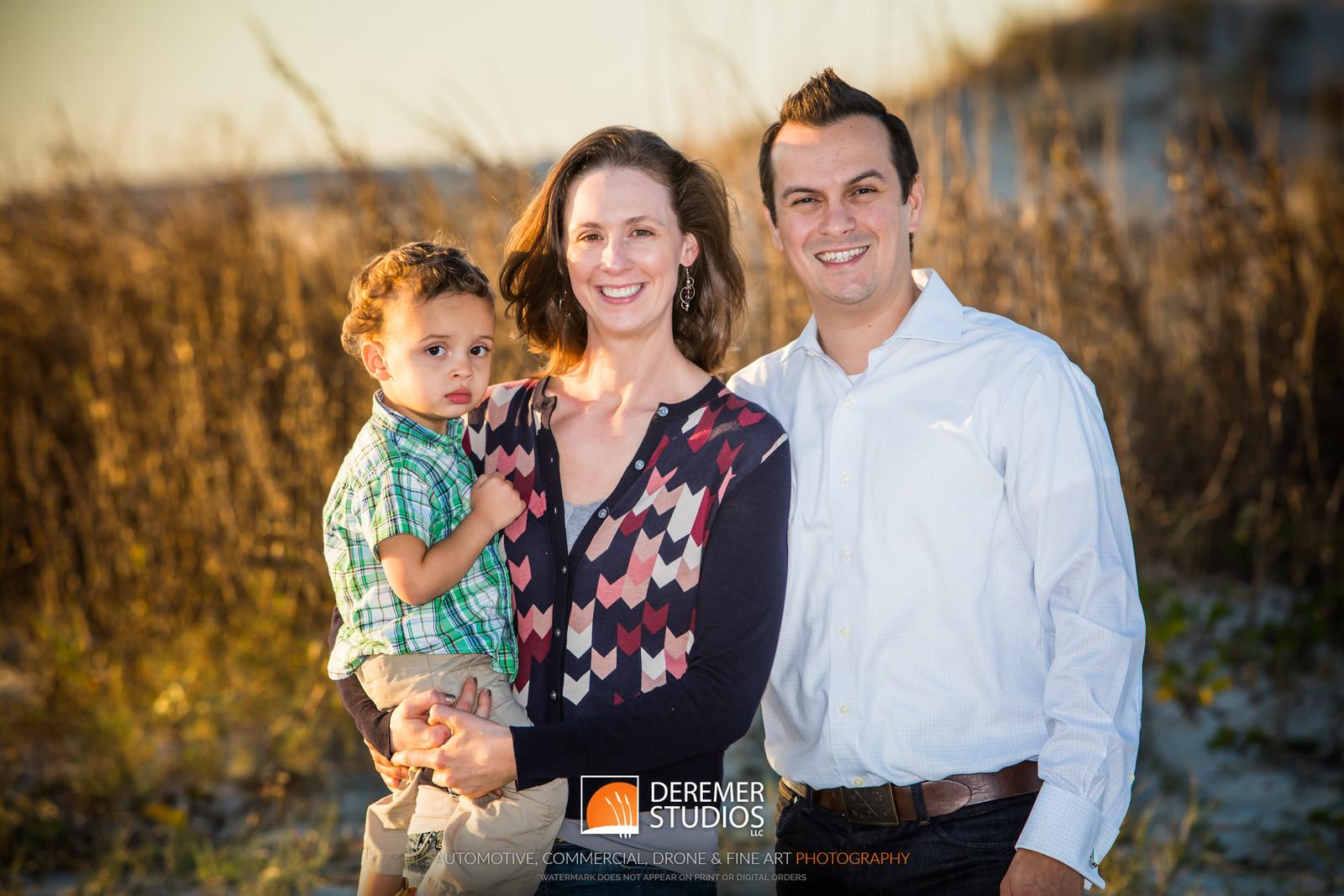 Deremer Family Portraits