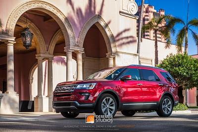 Avis 2018 - Ford Explorer 001A - Deremer Studios LLC