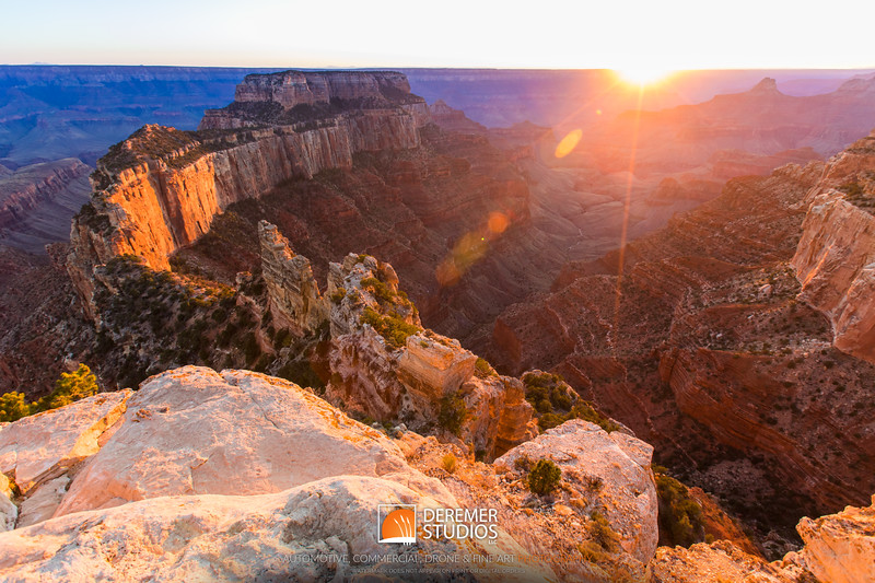 2017 Out West Vegas - 025A - Grand Canyon - Deremer Studios LLC
