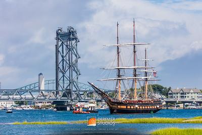 2018 Eastern Summer 166A - Sail Portsmouth NH - Deremer Studios LLC