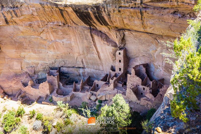 2018 Mesa Verde National Park 004A - Deremer Studios LLC