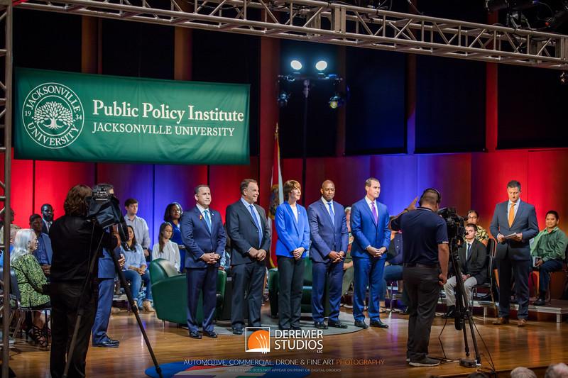 2018 JUPPI Democratic Gubernatorial Town Hall 016A - Deremer Studios LLC