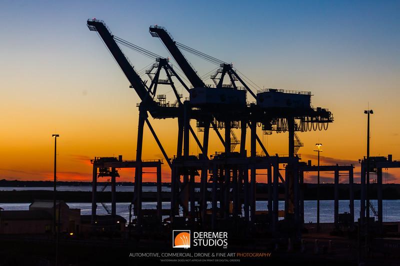 Deremer Studios Logistics Stock Photography