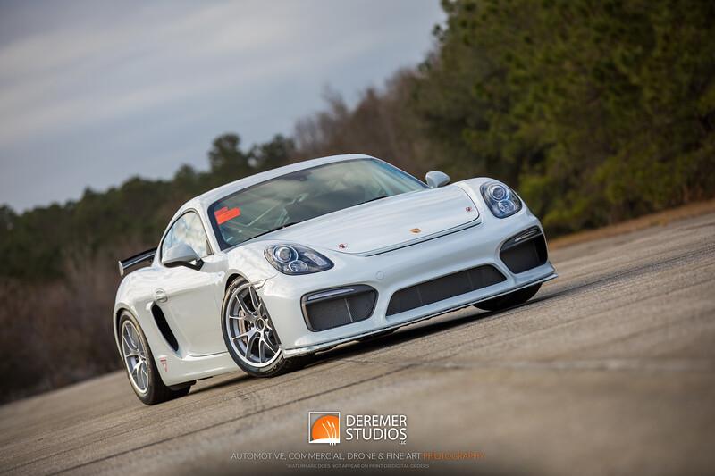 2018 RM - 2016 Porsche Cayman GT4 Clubsport 029A - Deremer Studios LLC