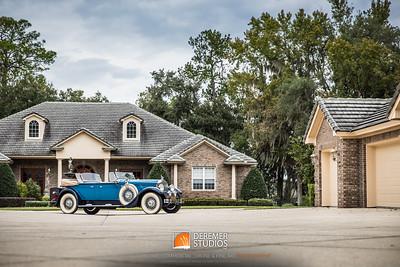 2019 RM - 1929 Packard Dual Cowl Phaeton 027A - Deremer Studios LLC