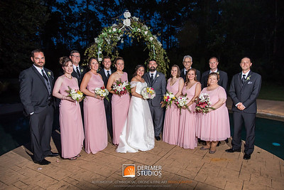 2017 08 Belinda & Earl Wedding 0225A - Deremer Studios LLC