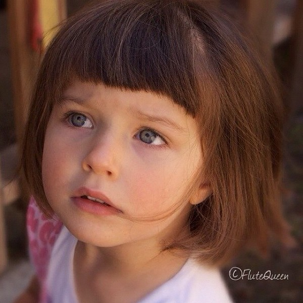 Anika age 4