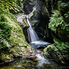 Glen Maye Waterfall, Isle of Man