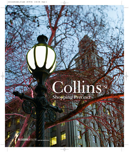 Collins Street, Melbourne Shopping Campaign
