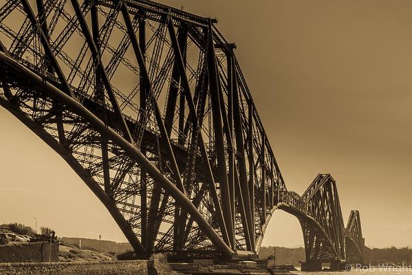 Forth Train Bridge, Scotland