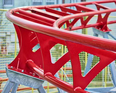 Red Coaster 5389
