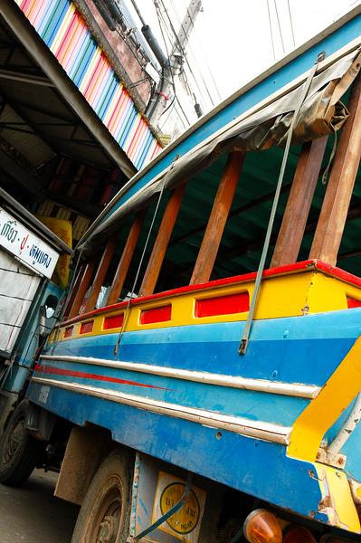 Jeepney<br /> Sawankhalok, Sukhothai Province