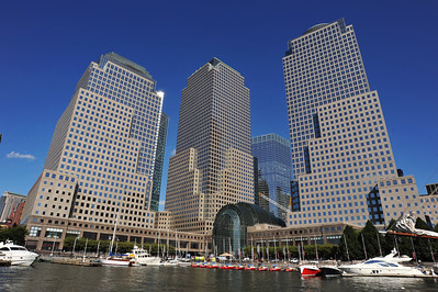 WORLD  FINANCIAL  CENTER      /  Manhattan  Sailing  School