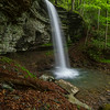 Upper Dowdy Creek Falls