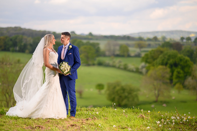 Herefordshire Wedding photography by Anthony Boocock at<br /> Brooks Country House